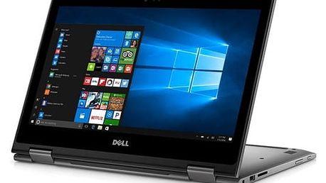 Notebook Dell 13z 5000 (5379) Touch (TN-5379-N2-511S) šedý Software F-Secure SAFE, 3 zařízení / 6 měsíců + Monitorovací software Pinya Guard - licence na 6 měsíců v hodnotě 979 Kč + DOPRAVA ZDARMA
