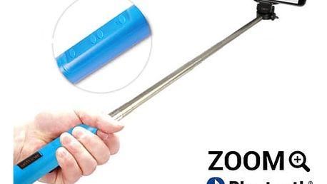 Bluetooth Stativ na Selfie se Zoomem