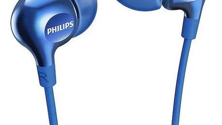 Sluchátka Philips SHE3700BL (SHE3700BL) modrá