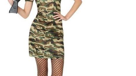 Kostým pro dospělé Th3 Party 870 Maskáčový
