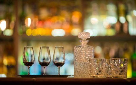 Ochutnávka 8 vzorů pravé skotské whisky