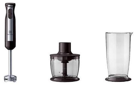 Ponorný mixér Electrolux Creative Collection ESTM6000 černý/stříbrný + okamžitá sleva 300 Kč! + Doprava zdarma