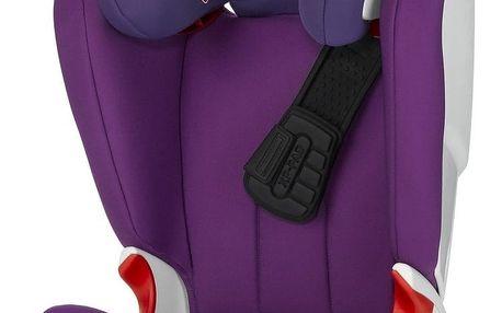 RÖMER Kidfix XP autosedačka 15 - 36 kg (Isofix) Mineral Purple 2017