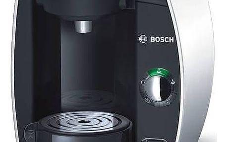 Espresso Bosch Tassimo TAS4011EE černé/stříbrné + Doprava zdarma