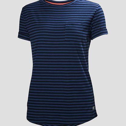 Tričko Helly Hansen W NAIAD T-SHIRT Modrá