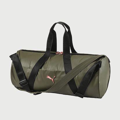 Taška Puma Vr Combat Sports Bag Olive Nig Zelená