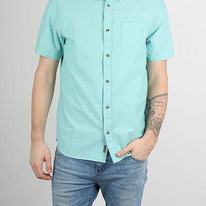 Košile Vans Mn Houser SS Baltic Zelená