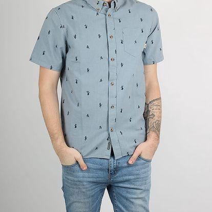 Košile Vans Mn Houser SS Blue Mirage Hul Modrá