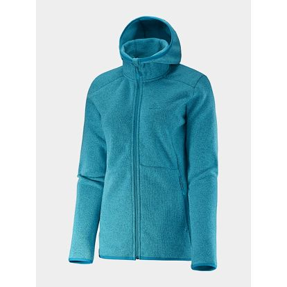 Bunda Salomon BISE HOODIE W Kouak Blue Modrá