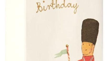 Maileg Papírový sáček Skittles - 12 ks, bílá barva, multi barva, papír
