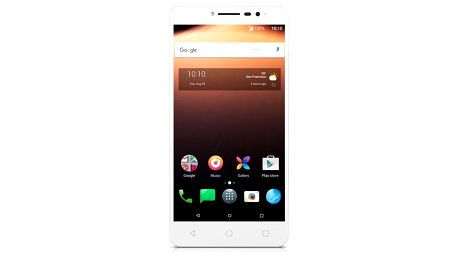 Mobilní telefon ALCATEL A3 XL 9008D Dual SIM (9008D-2BALE11) stříbrný/bílý + Doprava zdarma