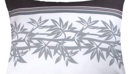 XPOSE ® Povlak na polštář ŠTĚPÁNKA - šedá 70x90 cm