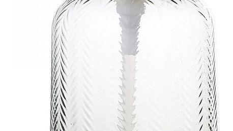 Bloomingville Skleněný dávkovač mýdla Green, zelená barva, zlatá barva, sklo, plast