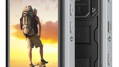 Mobilní telefon iGET BV6000 (84000136) černý + DOPRAVA ZDARMA