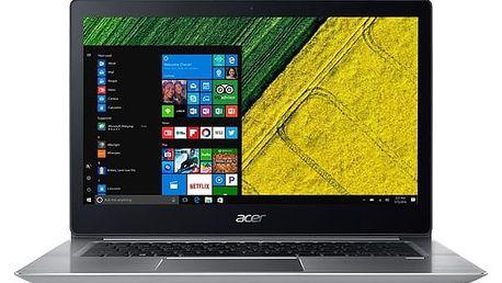 Notebook Acer 3 (SF314-52G-8286) (NX.GQUEC.002) stříbrný + DOPRAVA ZDARMA