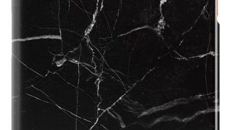 iDeal of Sweden Kryt na iPhone 6/6s/7/8 iDeal of Sweden Black Marble, černá barva, plast