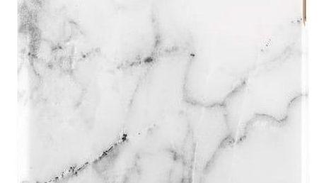 iDeal of Sweden Kryt na iPhone 6/6s/7/8 iDeal of Sweden White Marble, bílá barva, plast