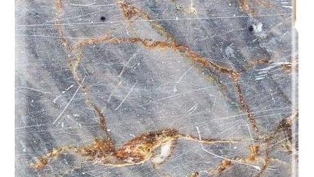iDeal of Sweden Kryt na iPhone 6/6s/7/8 iDeal of Sweden Royal Grey Marble, šedá barva, plast