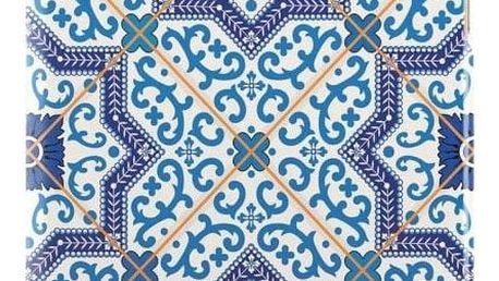 iDeal of Sweden Kryt na iPhone 6/6s/7/8 iDeal of Sweden Marrakech, modrá barva, plast