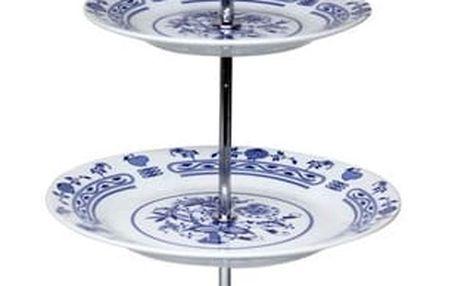 Banquet Onion 3patrový servírovací stojan