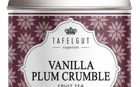 TAFELGUT Mini ovocný čaj Vanilla Plum Crumble - 35gr, fialová barva, kov