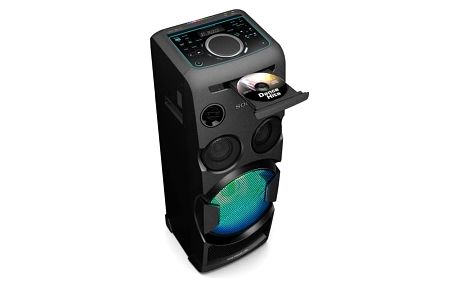 Party reproduktor Sony MHC-V50D černý + Doprava zdarma