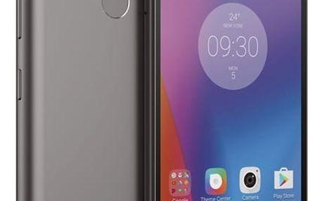 Mobilní telefon Lenovo K6 Dual SIM (PA530039CZ) šedý Software F-Secure SAFE, 3 zařízení / 6 měsíců v hodnotě 979 Kč + DOPRAVA ZDARMA