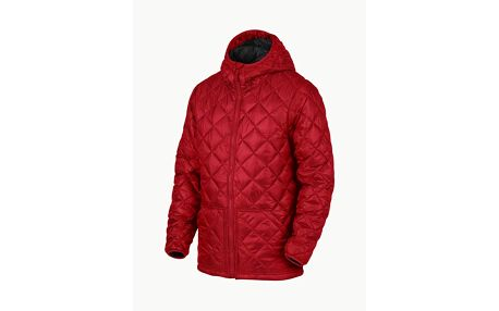 Bunda Oakley Dwr Chambers Jacket Redine Červená