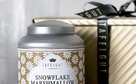 TAFELGUT Bylinný čaj Snowflake Marshmallow - 90gr, hnědá barva, kov