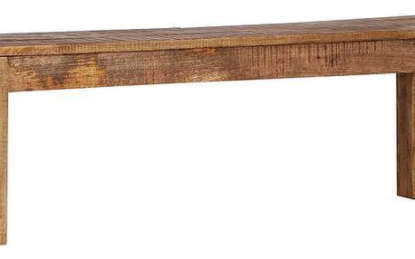 Sedací lavice industry, 140/40/45 cm