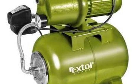 EXTOL čerpadlo el. proudové s tlak. nádobou, 1200W, 3800l/hod, 20l, CRAFT