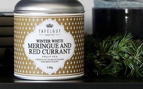TAFELGUT Ovocný čaj Meringue and Red Currant - 140gr, měděná barva, kov