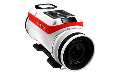 Outdoorová kamera Tomtom Bandit Adventure Pack (1LB0.001.02) bílá + DOPRAVA ZDARMA