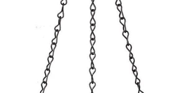 Závěs na květináč Siesta d. 35 cm, Plastia