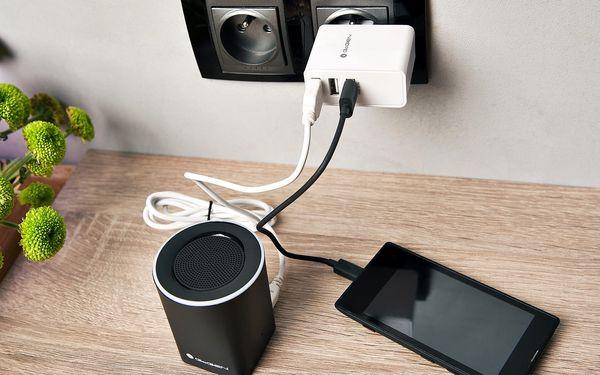 Nabíječka do sítě GoGEN ACH 300, 3x USB, 3,1A (GOGACH300) bílá5