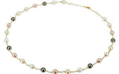 Dámský náhrdelník zlaté barvy Runaway Hawaii