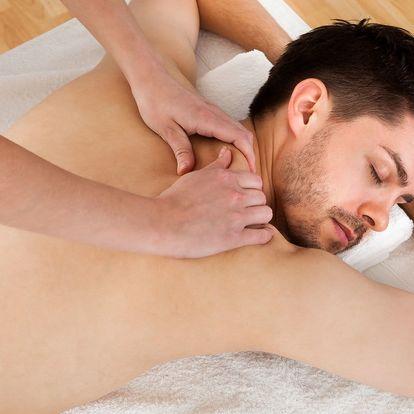 Certifikovaná masáž dle výběru: 60 nebo 90 min.
