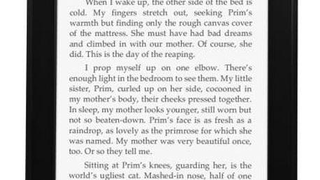 Čtečka e-knih Amazon KINDLE PAPERWHITE 3 2015 s reklamou černá + DOPRAVA ZDARMA