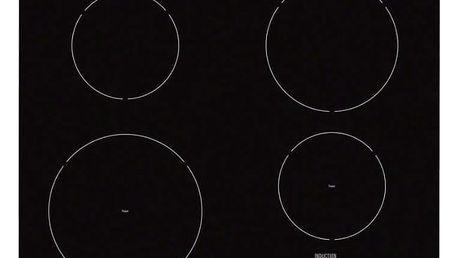 Indukční varná deska Electrolux EHH6240ISK černá + DOPRAVA ZDARMA