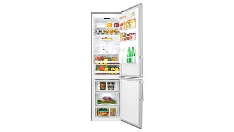Kombinace chladničky s mrazničkou LG GBB60NSGFE nerez + DOPRAVA ZDARMA