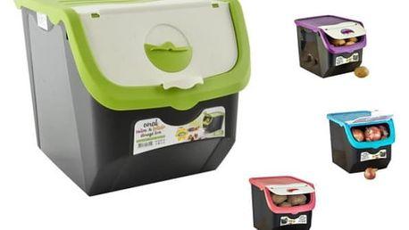 Úložný box na skladování potravin 12l