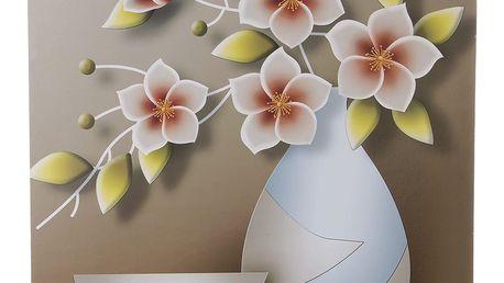 Obraz na stěnu - Bílé květy