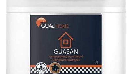 Dezinfekce Guapex GUAa HOME GUASAN 3 litry