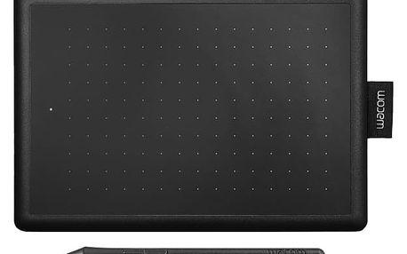 Tablet Wacom One By Small (CTL-472) černý/červený