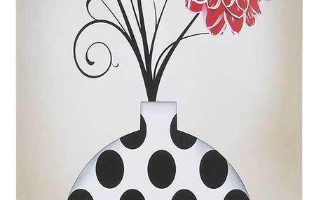 Obraz na stěnu - Designová váza