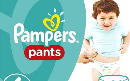 Pampers Mega Box vel. 6, 88ks