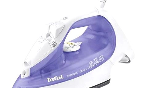Žehlička Tefal Primagliss FV2545E0 bílá/fialová