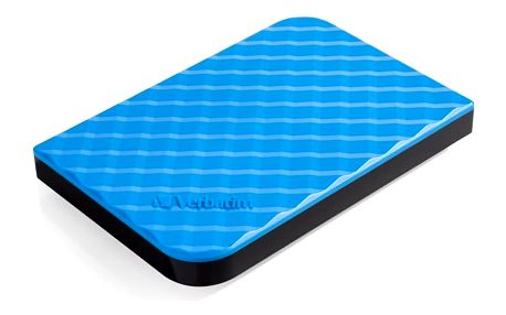 """Externí pevný disk 2,5"""" Verbatim 1TB (53200) modrý"""