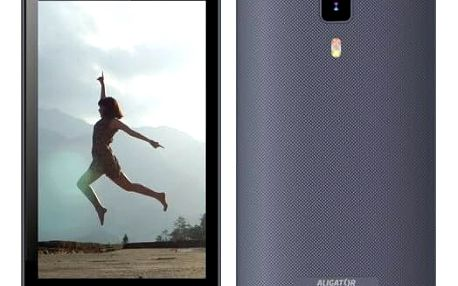 Aligator S4080 Duo, šedá - AS4080GY