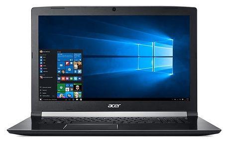 Notebook Acer 7 (A717-71G-56W7) (NX.GPGEC.003) černý + DOPRAVA ZDARMA